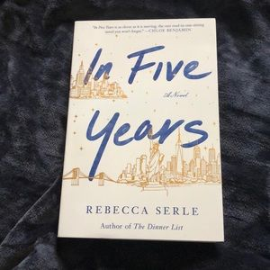 Other - In Five Years by Rebecca Serle
